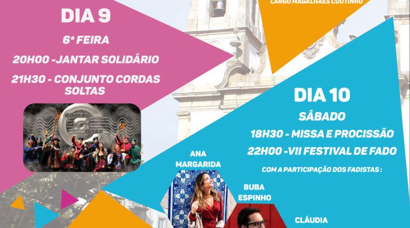 Festa em Honra da Nossa Senhora da Misericórdia 2019