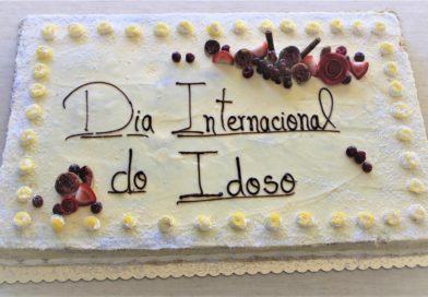 Celebração do Dia Internacional do Idoso